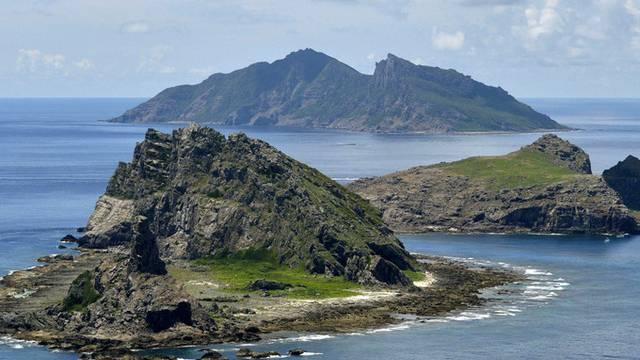 Um die Inseln streiten Japan und China seit Jahren (Archiv)