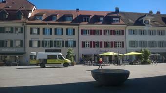 Enzo Möbel: Trotz Drohung der Stadt noch immer auf der Kirchgasse in Olten
