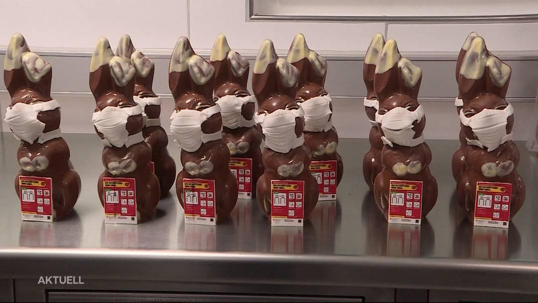 Corona-Hasen aus Aargauer Bäckerei sind der Renner