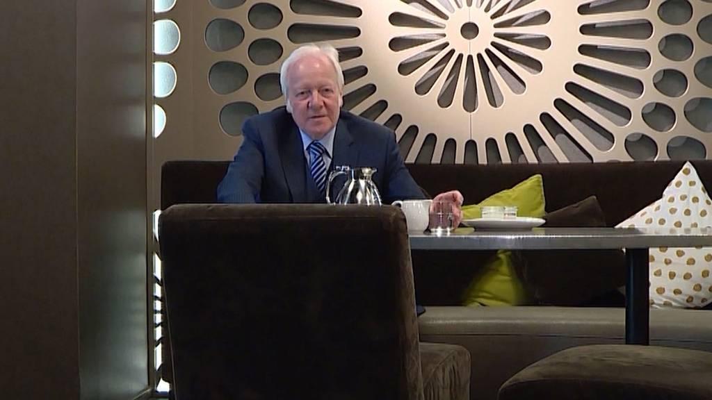 Ein Jahr im Parkhotel Winterthur: Pensionierter wartet auf Vietnam-Einsatz