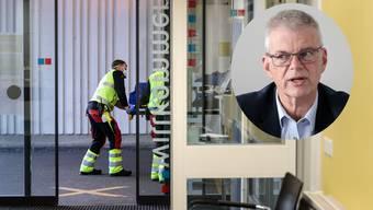 Martin Häusermann: «Wir wollten so viele Fähigkeiten und Ressourcen wie möglich bündeln.»
