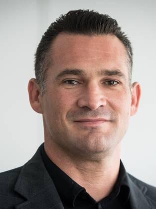 Marcel Dobler, FDP-Nationalrat/ St. Gallen.