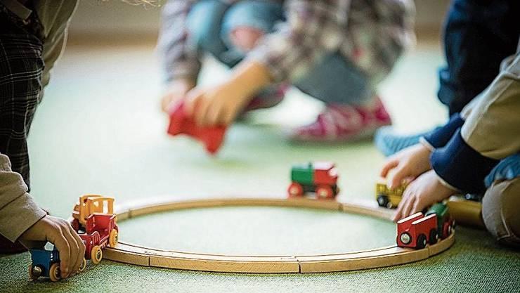 Bis am 17. Juli können Kindertagesstätten Gesuche um Finanzhilfe einreichen.