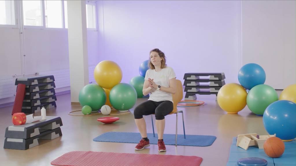 «Gymnastik im Wohnzimmer» vom 28. Juni 2021