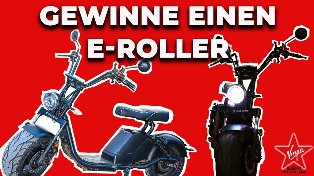 Fahr dich happy mit DEINEM neuen E-Roller!