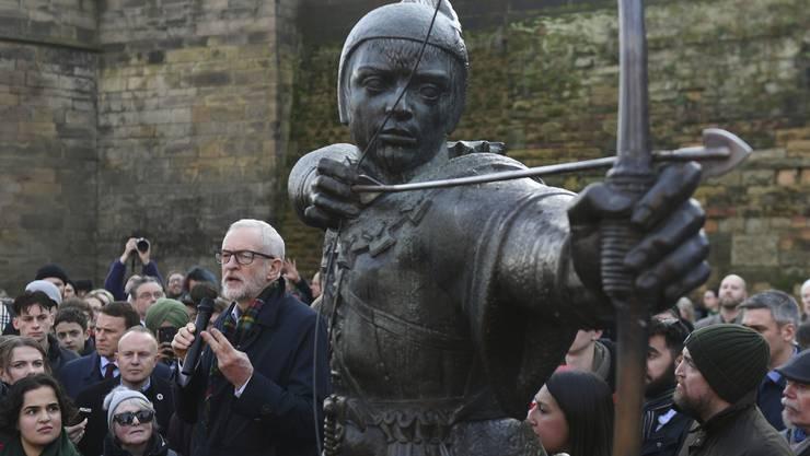 Labour-Chef Jeremy Corbyn.
