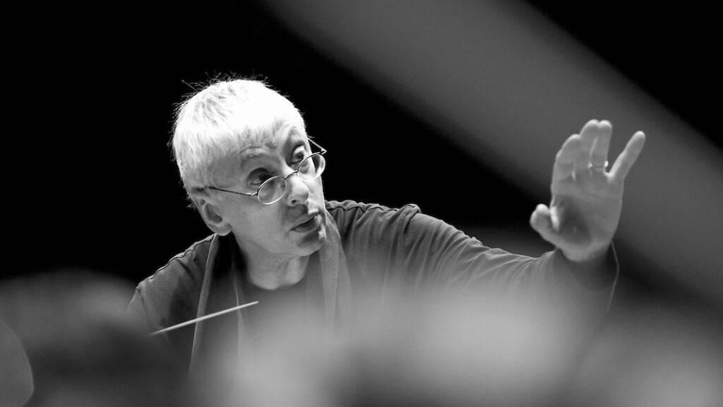 Verabschiedet sich mit zwei Konzerten vor Publikum aus Bern: Chefdirigent Mario Venzago.