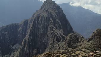 Die Ruinenstadt Machu Picchu in Peru gehört seit 1983 zum Unesco-Weltkulturerbe. (Archivbild)