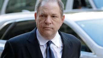 Harvey Weinstein bei der Vorverhandlung in New York im Juli 2018.