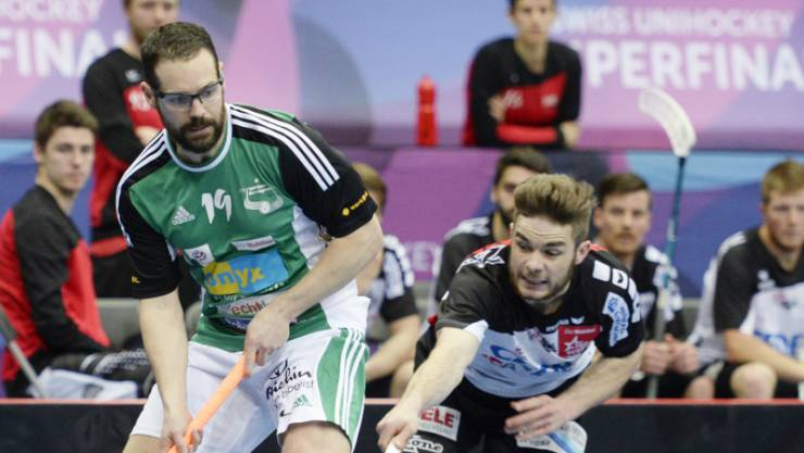Altmeister Matthias Hofbauer zeigt zum Saisonauftakt, dass er auch in dieser Saison eine tragende Rolle bei Wiler-Ersigen einnimmt.