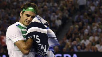 Roger Federer muss derzeit pausieren