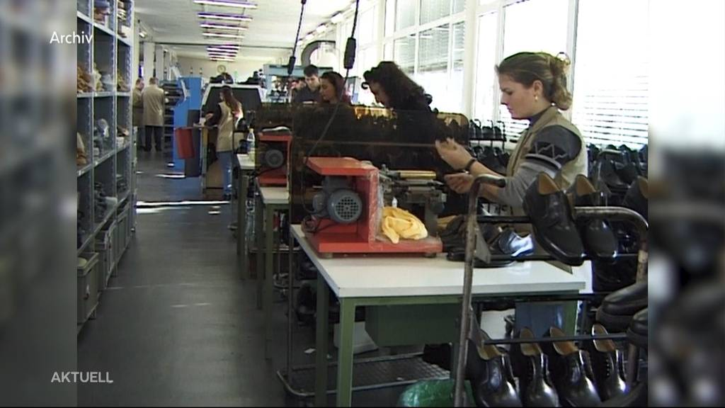 Schuhfabrik Fretz Men baut bis zu 30 Stellen ab