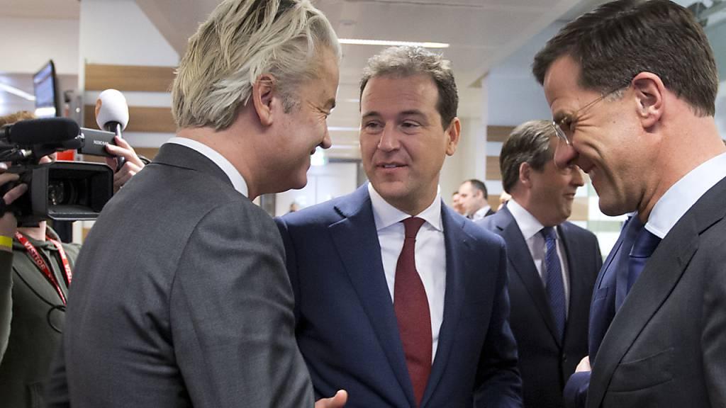 Niederländische Regierung vor Rücktritt