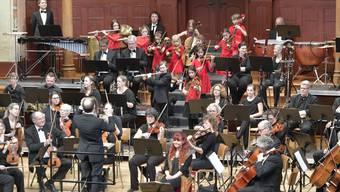 Kinderkonzert Stadtorchester Solothurn