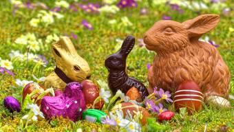 Die Fricktaler Bäckereien und Conditoreien geben dieses Jahr für Ostern wieder alles