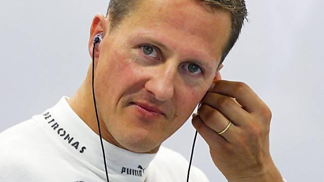 Michael Schumacher wird noch immer aus dem künstlichen Koma geholt