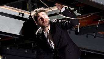 Gräbt seine Löcher gerne termingerecht zu Ende: Theatermann Thom Luz.
