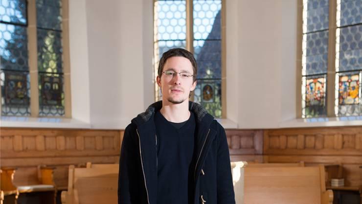 Der damalige Kirchleerber Pfarrer David Mägli ist im September mit 143 gegen 92 Stimmen abgewählt worden. (Archivbild 2015)
