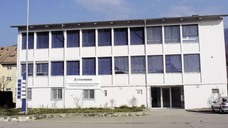 Das Firmengebäude hat Minergie-Standard und ist rollstuhlgängig