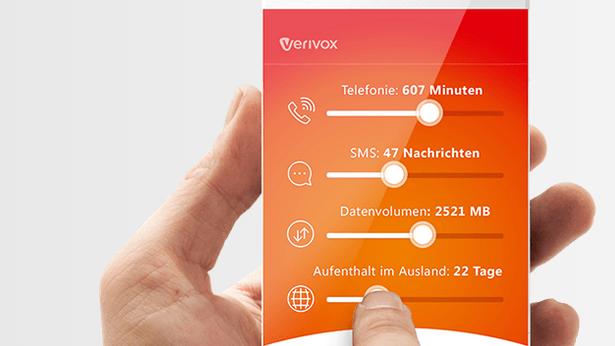 Vernetzt: App Verivox zeigt günstigsten Telefontarif