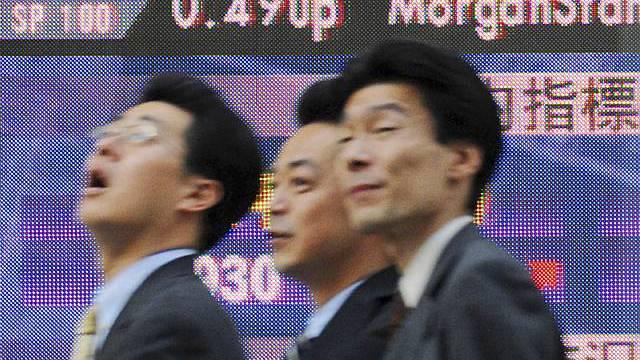 Tokios Börse schliesst freundlich