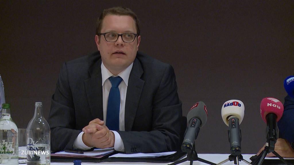 Unbekannter Patrick Walder soll SVP Zürich aus der Krise führen