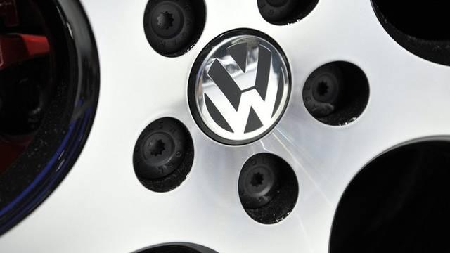 Logo des deutschen Volkswagen-Konzerns (Archiv)