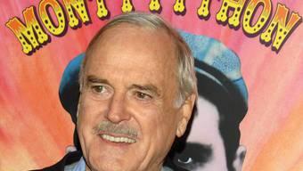 """Der """"Monty Python""""-Star John Cleese lebt seit Jahren in Kalifornien - die Briten haben ihn aber nicht vergessen (Archiv)"""