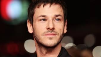 So muss ein Bart diese Saison aussehen: Der französische Schauspieler Gaspard Ulliel hat mit seinem V-Bart einen Trend lanciert. (Archivbild)