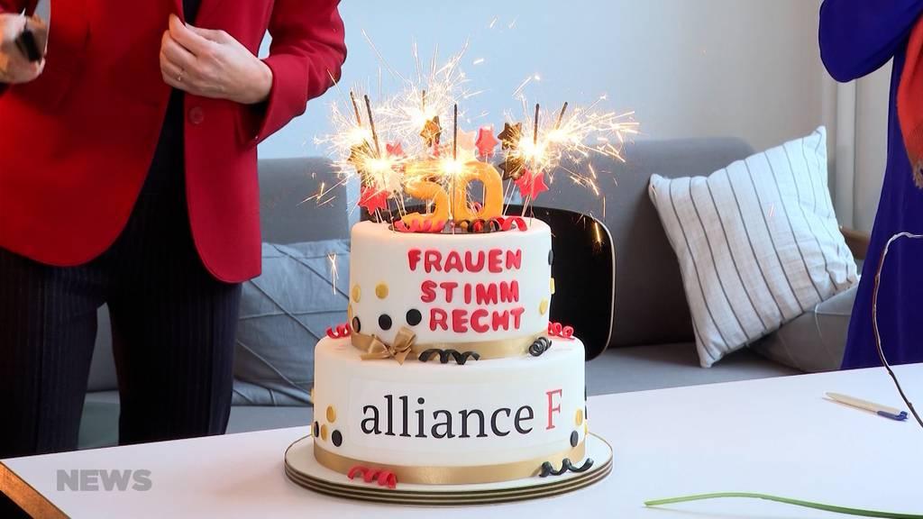 Frauen Stimm- und Wahlrecht 50 Jahre nach Einführung: So emotional sind Berner Nationalrätinnen berührt