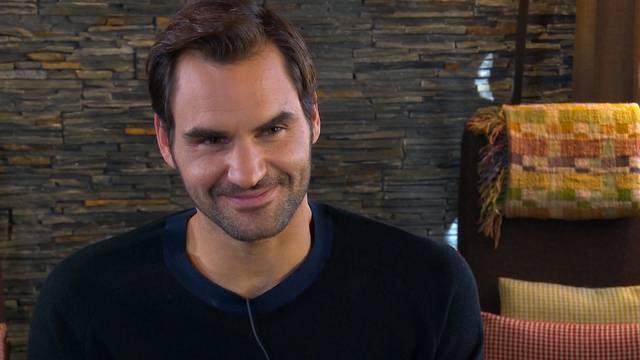 Exklusiv: Roger Federer im «TalkTäglich»