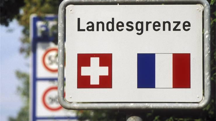 Wird der Grenzübergang zur Grenzhürde? Zoll bei der Hegenheimerstrasse in Basel.