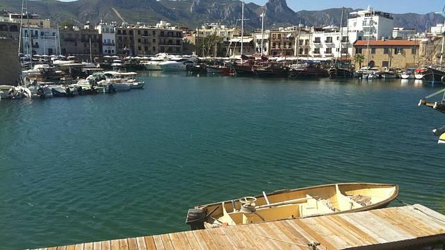 Hafen von Zypern