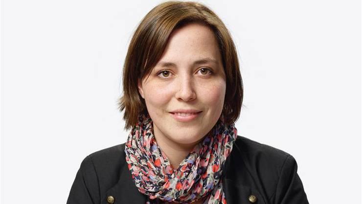 Noëmi Ackermann wird neue Fernsehkorrespondentin für Aargau Solothurn.