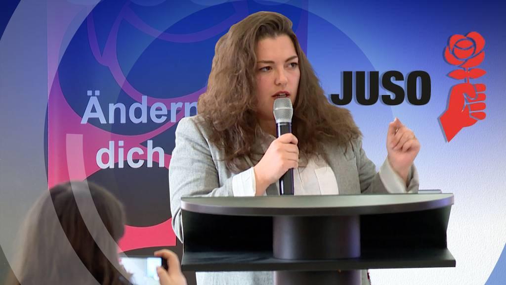 Juso-Präsidentin Tamara Funiciello tritt zurück