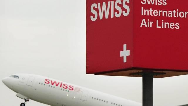Steigende Preise bei der Fluggesellschaft Swiss