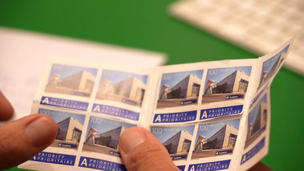 Die Post erhöht den Preis für Briefe
