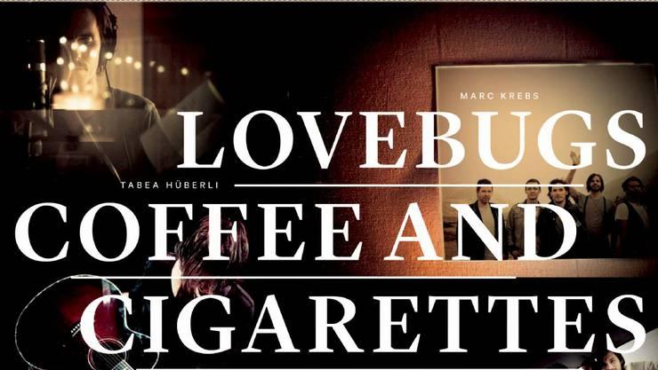 Das Buch über die Lovebugs: «Lovebugs – Coffee and Cigarettes»