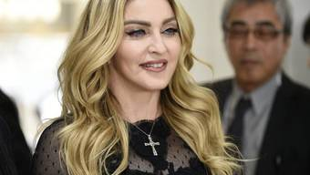 Madonna streitet mit Ex-Mann Guy Ritchie um Sohn Rocco. Dessen Wünsche sind der Sängerin dabei herzlich egal (Archivbild)