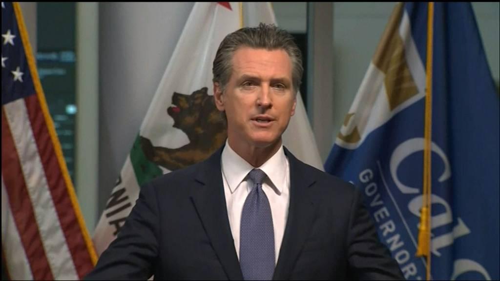 Bleibt zu Hause! - Kalifornischer Gouverneur verhängt Ausgangssperre