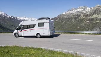 Die Schweizer fahren heuer lieber denn je mit dem Camper in die Ferien. Dies zeigt sich deutlich in dem Wachstum entgegen dem Markttrend.