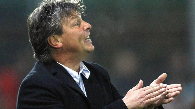 Martin Andermatt soll Bellinzona vor Abstieg retten