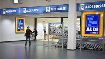 Aldi will freiwerdende Flächen in den Innenstädten besetzen.