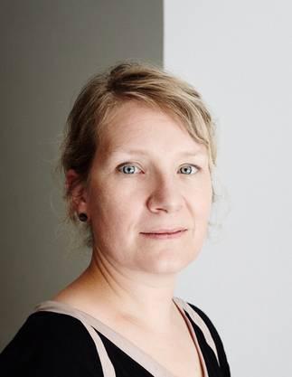 Daniela Saxer, Projektleiterin der Hochbauabteilung