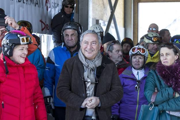Als Regierungsrätin ist Z'graggen verantwortlich für das Tourismusprojekt des ägyptischen Investors in Andermatt.