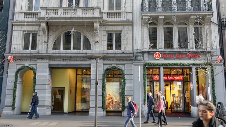 Das Gebäude geht in den Besitz der Swiss Life über.