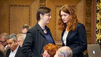 Baby sorgte für Tumult im Grossen Rat Basel-Stadt