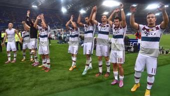 Bayern München überrollt Roma mit 7:1 – auch Shaqiri schiesst Tor