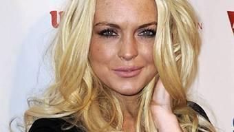 Lindsay Lohan hält sich an die Auflagen (Archiv)