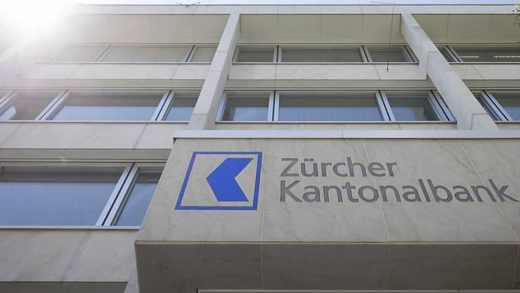 Der Kanton Zürich erhöht das Dotationskapital der Zürcher Kantonalbank um 425 Millionen Franken auf 3,425 Milliarden Franken. (Archivbild)